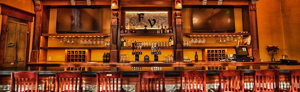 Bar-banner